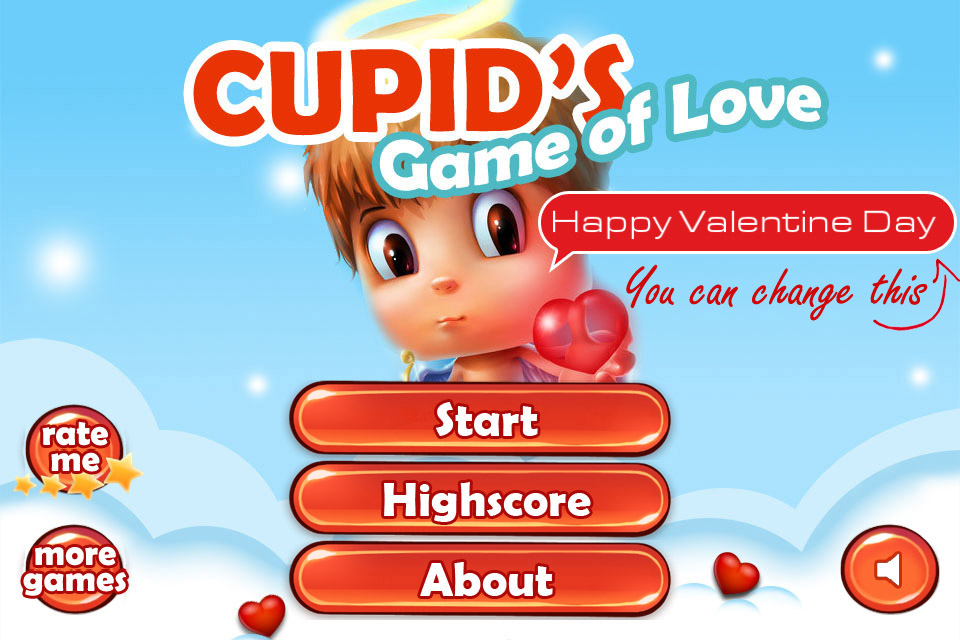 Screenshot Cupid's Game of Love